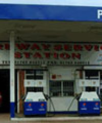 Barkway Service Station