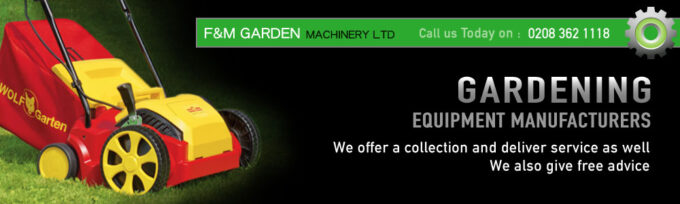 F&M Garden Machinery