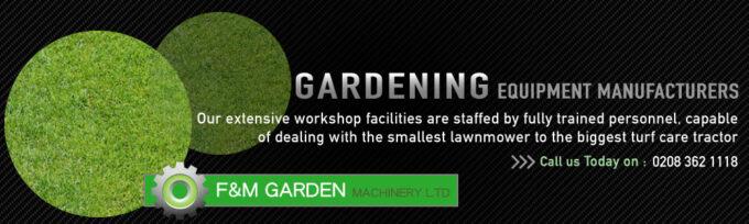 F&M Garden Machinery