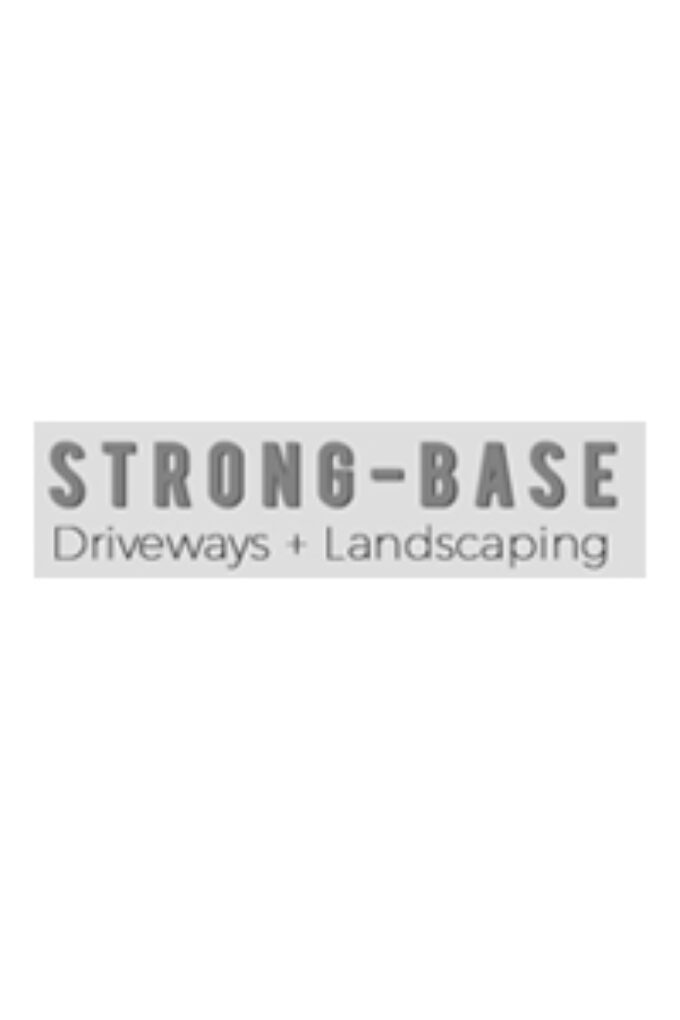 Strong-Base Driveways & Landscaping