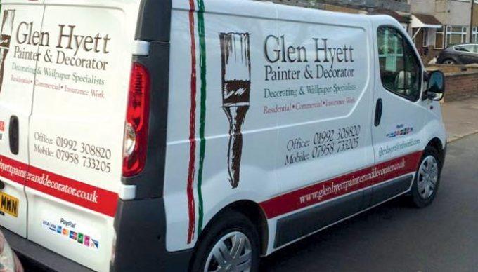 Glen Hyett Painter & Decorator